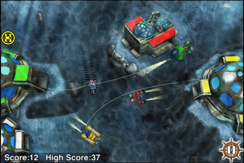 Screenshot Harbor Havoc 3D